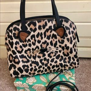 Kate Spade Run Wild Leopard Bag *NEW*
